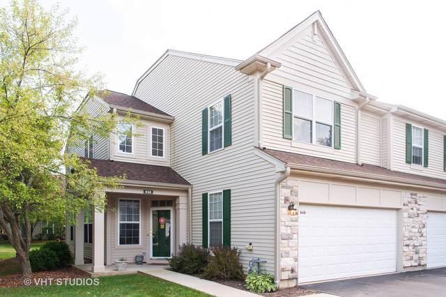 649 Shakespeare Drive, Grayslake, IL 60030 (MLS #10442781) :: Ani Real Estate
