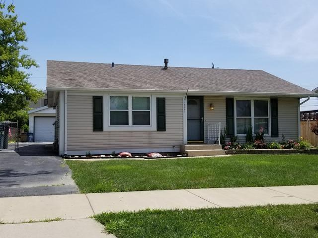 16081 Haven Avenue, Orland Hills, IL 60487 (MLS #10442930) :: Berkshire Hathaway HomeServices Snyder Real Estate