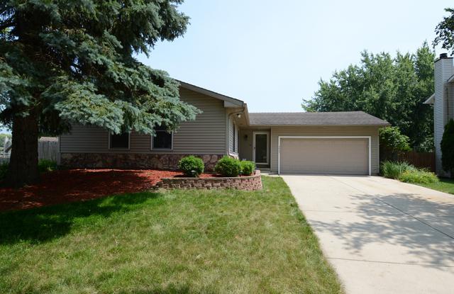 2463 S Crescent Lane, Aurora, IL 60504 (MLS #10443542) :: The Perotti Group   Compass Real Estate