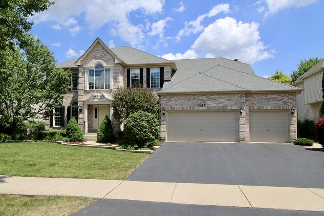 3327 Hollis Circle, Naperville, IL 60564 (MLS #10444694) :: The Perotti Group | Compass Real Estate