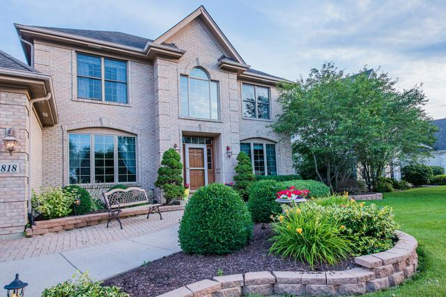 818 Columbia Circle, North Aurora, IL 60542 (MLS #10445023) :: Berkshire Hathaway HomeServices Snyder Real Estate