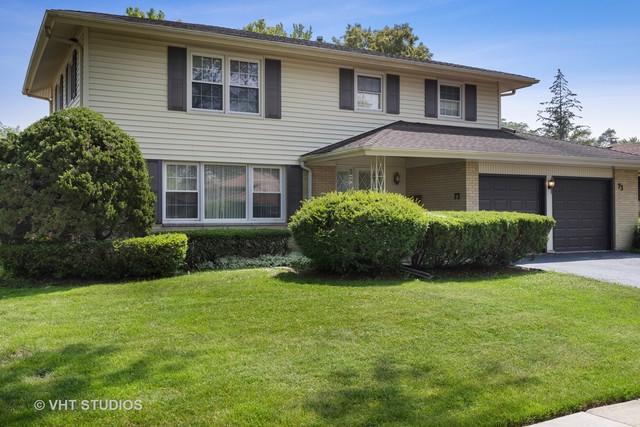 73 Grange Road, Elk Grove Village, IL 60007 (MLS #10445552) :: The Wexler Group at Keller Williams Preferred Realty