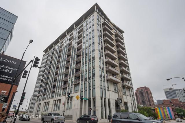 740 W Fulton Street #901, Chicago, IL 60661 (MLS #10446030) :: Lewke Partners