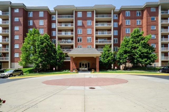 8400 Callie Avenue #614, Morton Grove, IL 60053 (MLS #10446333) :: The Mattz Mega Group