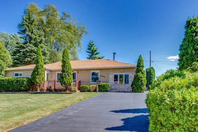 665 Illinois Boulevard, Hoffman Estates, IL 60169 (MLS #10446698) :: Angela Walker Homes Real Estate Group