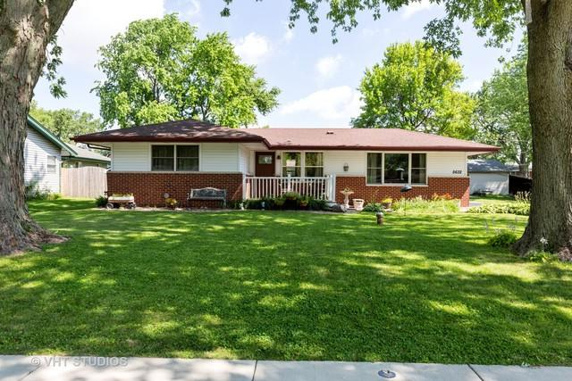 5632 W Wilson Street, Monee, IL 60449 (MLS #10447066) :: The Wexler Group at Keller Williams Preferred Realty