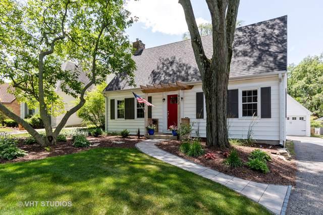 922 N Scott Street, Wheaton, IL 60187 (MLS #10447729) :: The Perotti Group   Compass Real Estate