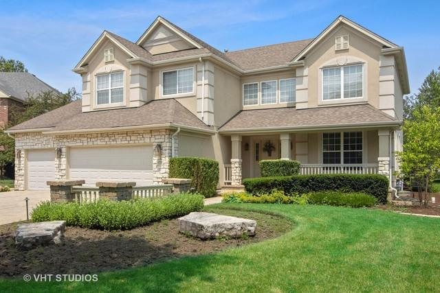 1721 Shoal Creek Terrace, Vernon Hills, IL 60061 (MLS #10447732) :: Property Consultants Realty
