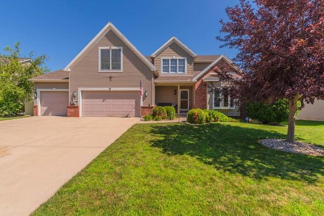 3504 Zachary Lane, Bloomington, IL 61704 (MLS #10448167) :: BNRealty