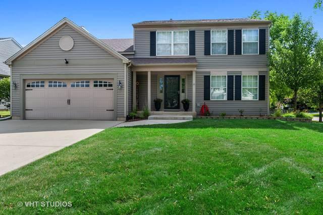 215 Lisk Drive, Hainesville, IL 60030 (MLS #10448394) :: Angela Walker Homes Real Estate Group