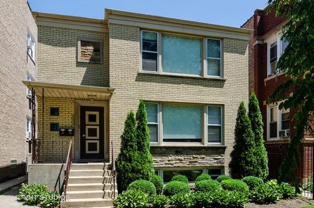 6443 N Fairfield Avenue, Chicago, IL 60645 (MLS #10448776) :: Property Consultants Realty