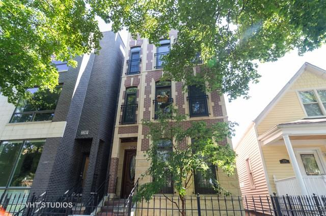 2245 W Roscoe Street #2, Chicago, IL 60618 (MLS #10448843) :: Touchstone Group