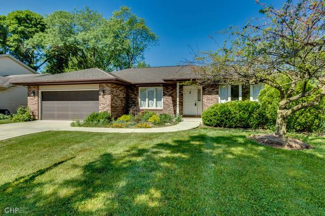 205 Olesen Drive, Naperville, IL 60540 (MLS #10448847) :: The Wexler Group at Keller Williams Preferred Realty