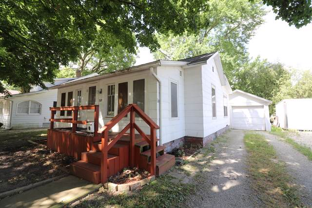309 N Mulberry Street, CLINTON, IL 61727 (MLS #10449205) :: Property Consultants Realty