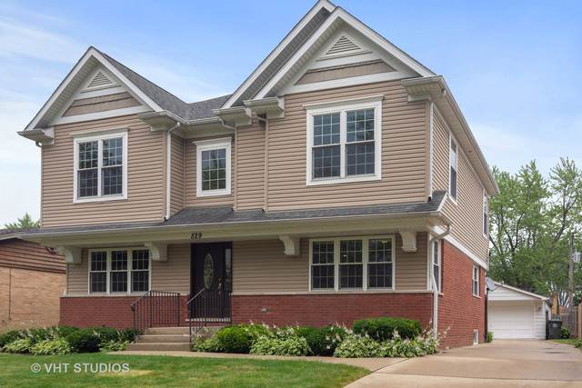 529 Radcliffe Avenue, Des Plaines, IL 60016 (MLS #10449398) :: The Wexler Group at Keller Williams Preferred Realty