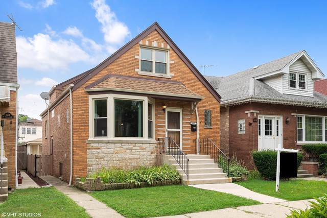 5405 W Hutchinson Street, Chicago, IL 60641 (MLS #10450138) :: Angela Walker Homes Real Estate Group