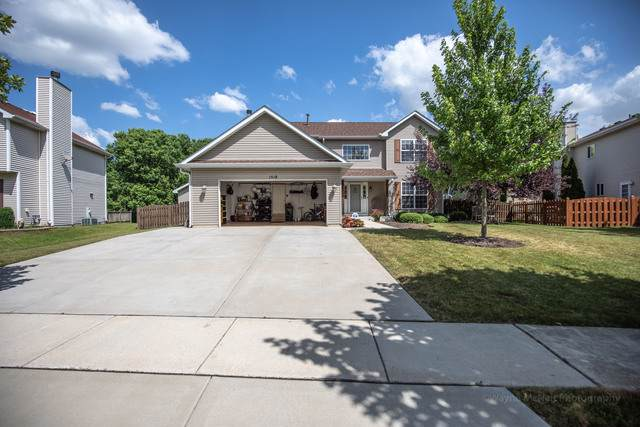 1518 Parkside Drive, Plainfield, IL 60586 (MLS #10450695) :: The Perotti Group | Compass Real Estate