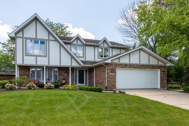 520 Franklin Avenue, Frankfort, IL 60423 (MLS #10450755) :: Baz Realty Network | Keller Williams Elite