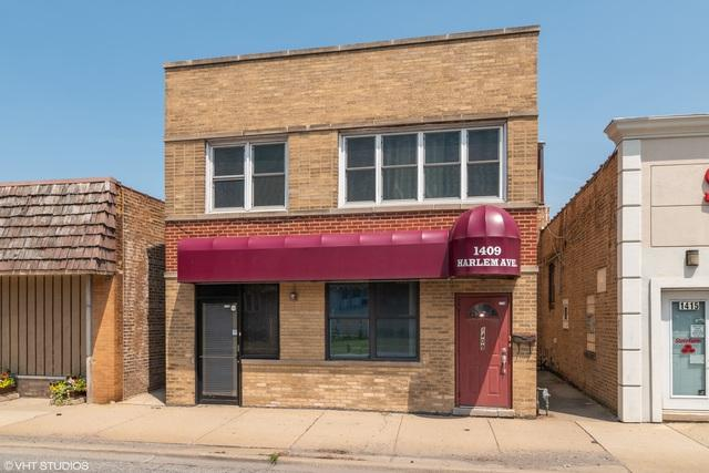 1409 S Harlem Avenue, Berwyn, IL 60402 (MLS #10450838) :: Berkshire Hathaway HomeServices Snyder Real Estate