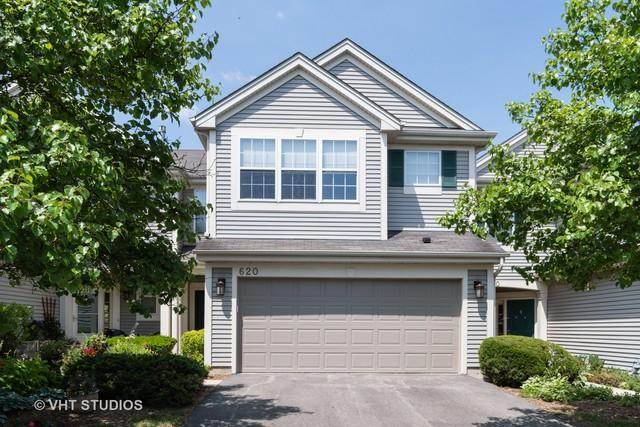 620 Creekside Circle 8-3, Gurnee, IL 60031 (MLS #10451069) :: The Perotti Group | Compass Real Estate