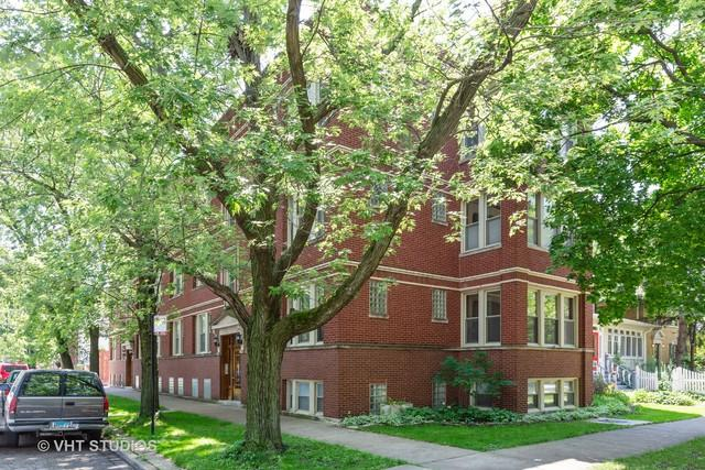 3621 W Byron Street 4D, Chicago, IL 60618 (MLS #10451209) :: Property Consultants Realty