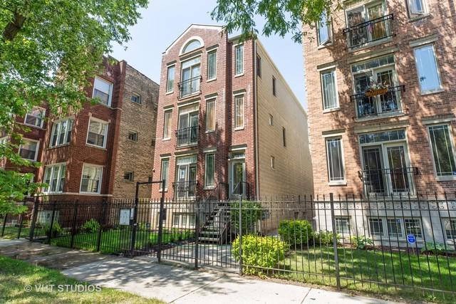 6832 S Cornell Avenue #1, Chicago, IL 60649 (MLS #10451766) :: The Perotti Group | Compass Real Estate