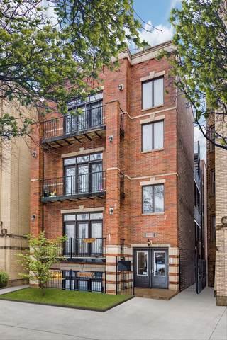 6044 N Washtenaw Avenue #1, Chicago, IL 60659 (MLS #10451773) :: The Perotti Group | Compass Real Estate