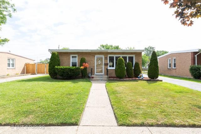 11535 S Kenton Avenue, Alsip, IL 60803 (MLS #10451916) :: Baz Realty Network | Keller Williams Elite