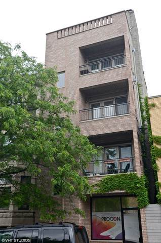 1035 N Damen Avenue #3, Chicago, IL 60622 (MLS #10452459) :: Property Consultants Realty