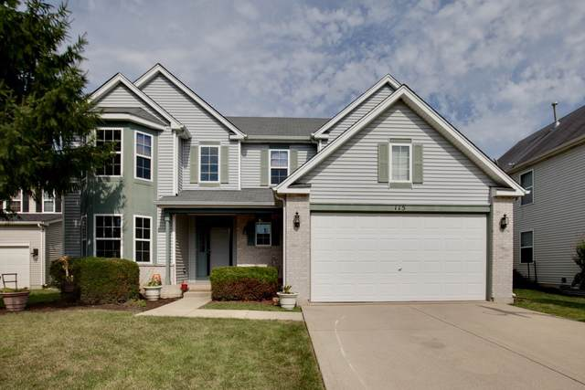 115 N Inverness Court, Round Lake, IL 60073 (MLS #10452490) :: The Wexler Group at Keller Williams Preferred Realty