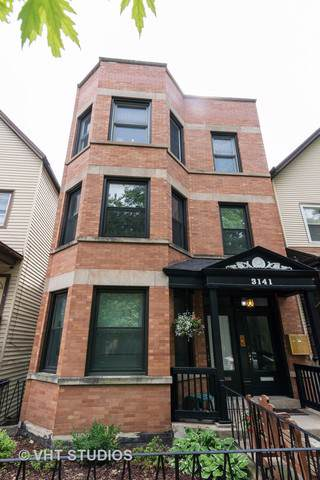 3141 N Oakley Avenue, Chicago, IL 60618 (MLS #10453142) :: The Mattz Mega Group