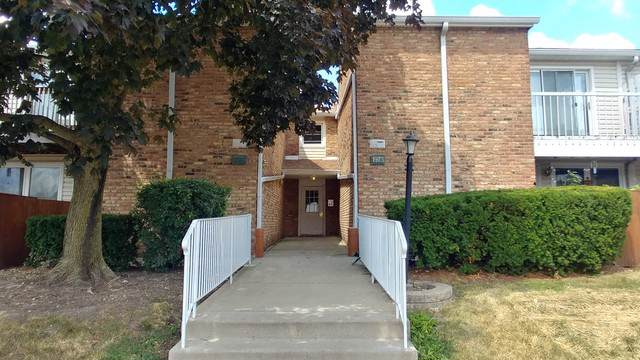 1973 Kenilworth Circle B, Hoffman Estates, IL 60169 (MLS #10453344) :: Baz Realty Network | Keller Williams Elite