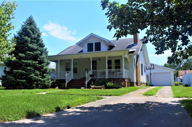 2817 Shelby Avenue, Mattoon, IL 61838 (MLS #10453373) :: Berkshire Hathaway HomeServices Snyder Real Estate