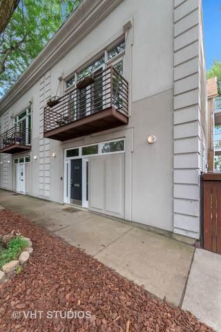 1551 W George Street, Chicago, IL 60657 (MLS #10454127) :: John Lyons Real Estate