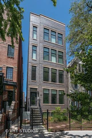 858 W Aldine Avenue #2, Chicago, IL 60657 (MLS #10454152) :: John Lyons Real Estate
