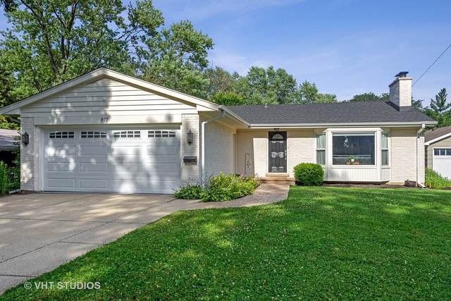 817 S Grove Avenue, Barrington, IL 60010 (MLS #10454230) :: Ryan Dallas Real Estate