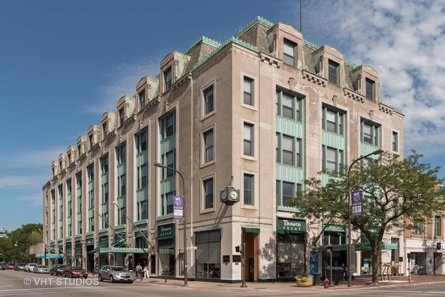 807 Church Street #308, Evanston, IL 60201 (MLS #10454372) :: Baz Realty Network | Keller Williams Elite