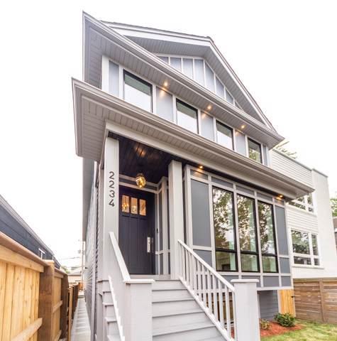 2234 W Oakdale Avenue, Chicago, IL 60618 (MLS #10454640) :: John Lyons Real Estate