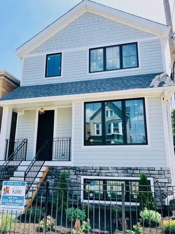 3415 N Damen Avenue, Chicago, IL 60618 (MLS #10454669) :: Berkshire Hathaway HomeServices Snyder Real Estate