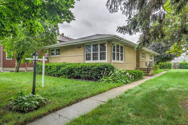 14341 S Division Street, Posen, IL 60469 (MLS #10454742) :: Angela Walker Homes Real Estate Group
