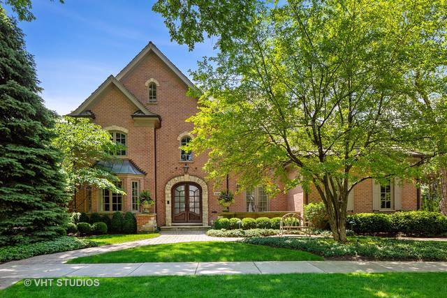 522 W Hickory Street, Hinsdale, IL 60521 (MLS #10454814) :: Ryan Dallas Real Estate