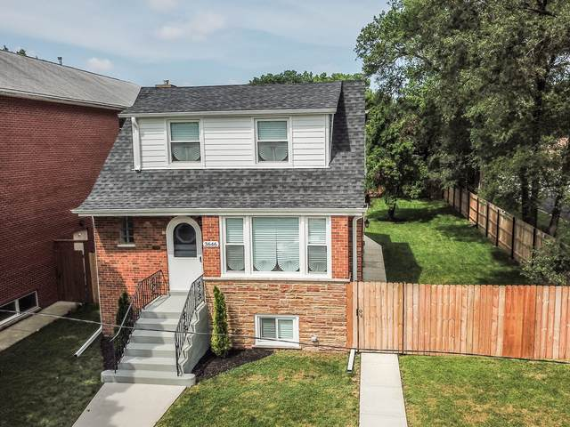 3646 N Odell Avenue, Chicago, IL 60634 (MLS #10455399) :: Berkshire Hathaway HomeServices Snyder Real Estate