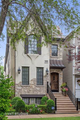 1822 W School Street, Chicago, IL 60618 (MLS #10455430) :: John Lyons Real Estate