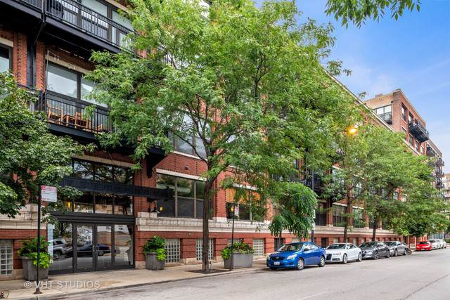 1040 W Adams Street #503, Chicago, IL 60607 (MLS #10455691) :: Property Consultants Realty