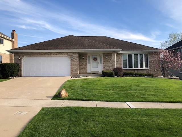 55 Deborah Drive, Lemont, IL 60439 (MLS #10455732) :: John Lyons Real Estate