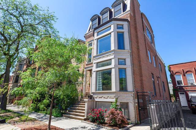 1412 W Lexington Street, Chicago, IL 60607 (MLS #10455884) :: Property Consultants Realty