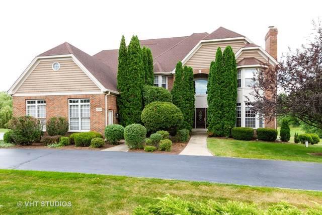 6709 Oakwood Manor Drive, Crystal Lake, IL 60012 (MLS #10455896) :: The Dena Furlow Team - Keller Williams Realty