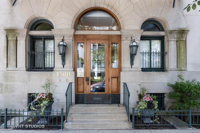 1500 N La Salle Drive 2B, Chicago, IL 60610 (MLS #10455903) :: Property Consultants Realty