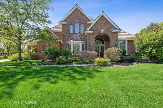 14615 S Somerset Circle, Libertyville, IL 60048 (MLS #10455926) :: Helen Oliveri Real Estate