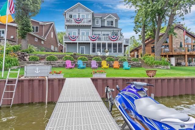 25396 W Columbia Bay Drive, Lake Villa, IL 60046 (MLS #10456043) :: Baz Realty Network | Keller Williams Elite